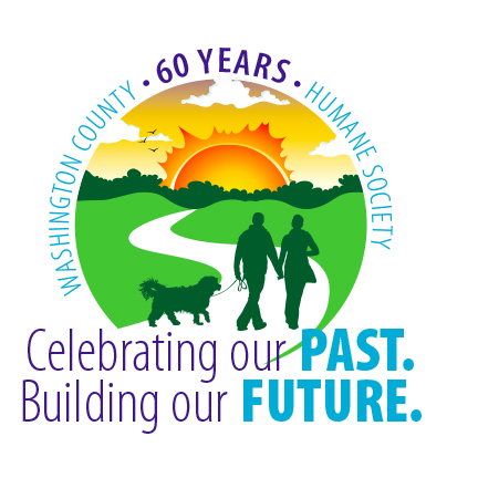 Check out our new logo for our 60th
