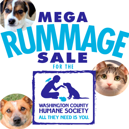 Rummage for the Animals
